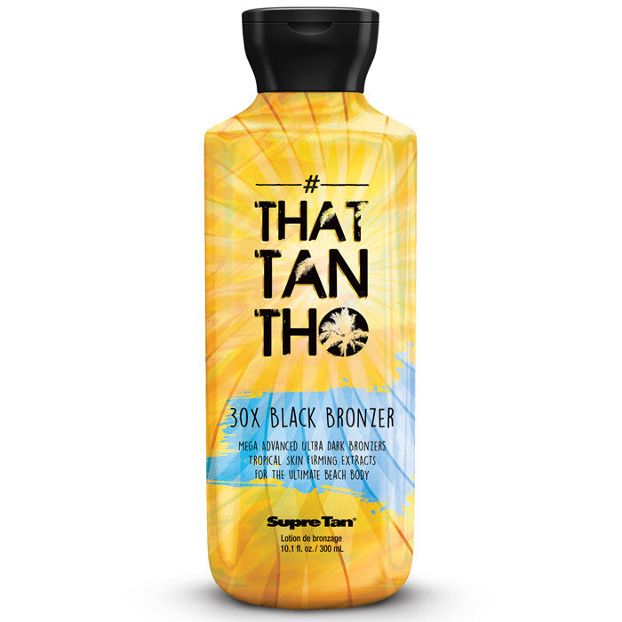 Supre Tan #Thattantho 10.1 oz. , Bronzer, Supre Tan, Sunless Deals