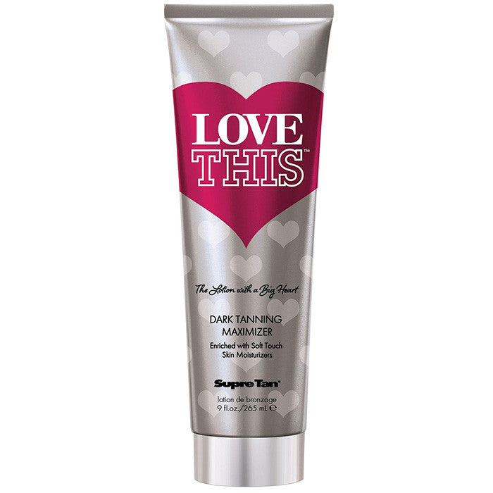 Supre Tan<Br> Love This Maximizer<Br>9 Oz , Maximizer, Supre Tan, Sunless Deals