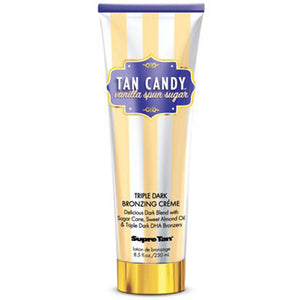 Supre Tan<Br> Tan Candy Triple Dark Bronzing Creme<Br> , Bronzer, Supre Tan, Sunless Deals