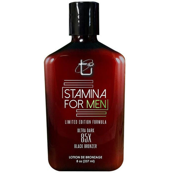 Stamina For Men Black Bronzer 8 oz. , Bronzer, Tan Inc., Sunless Deals