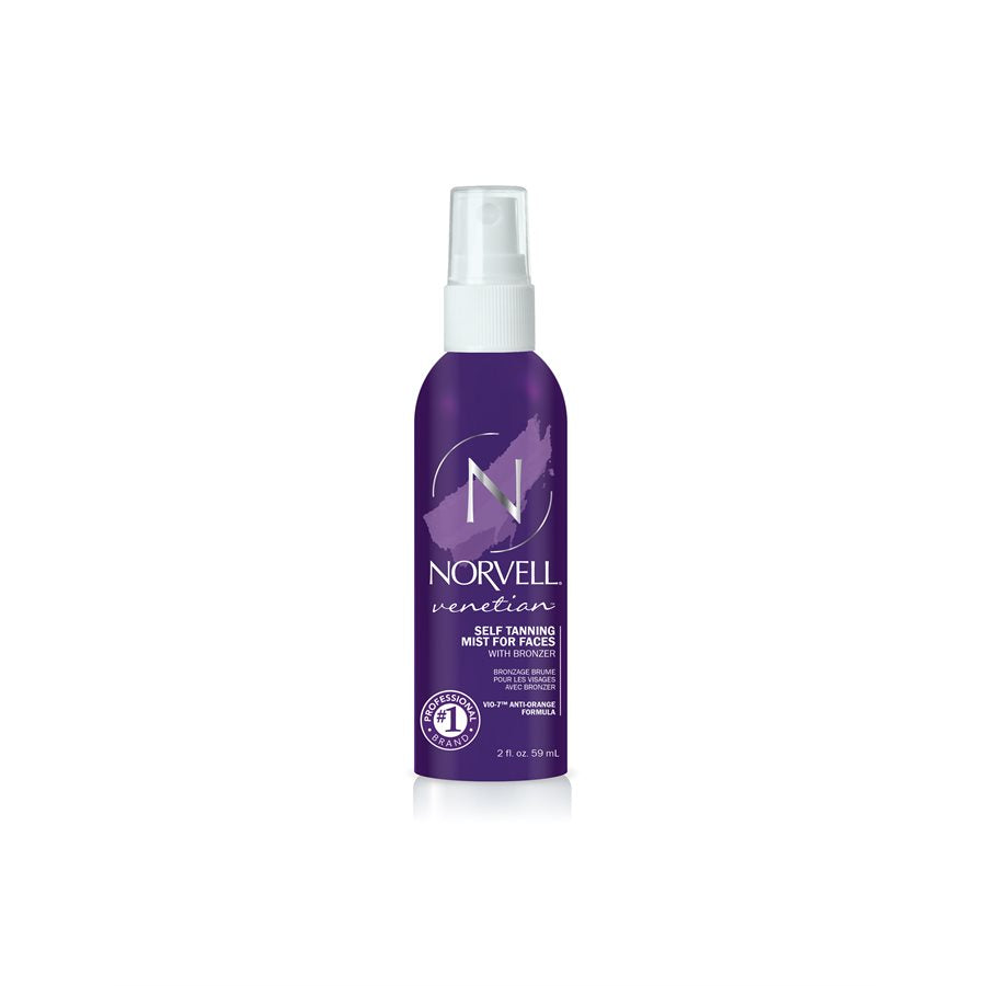 Norvell Venetian Self Tanning Mist For Face 2 oz.