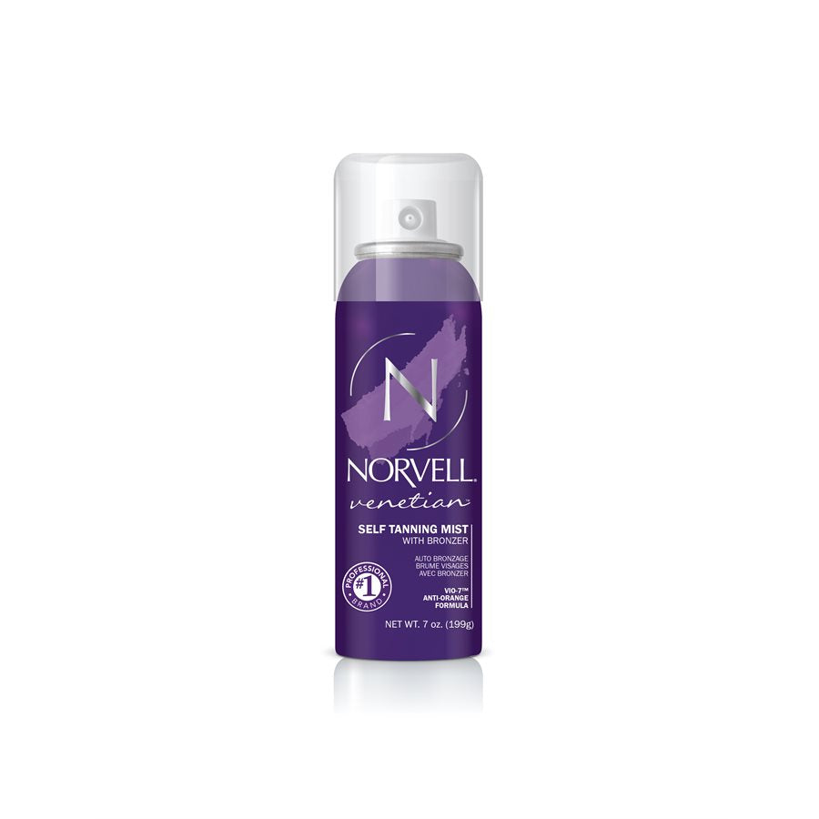 Norvell Venetian Self Tanning Mist with Bronzers - 7oz