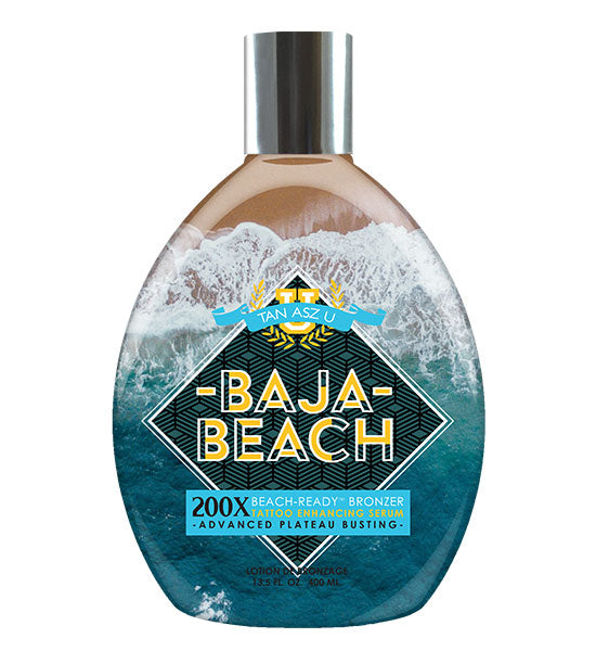 Tan Asz U Baja Beach 200X - 13.5 oz.