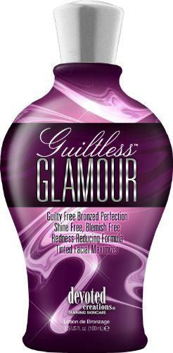 Guiltless Glamour Tined Facial Accelerator 3 oz. , Accelerator, Devoted Creations, Sunless Deals