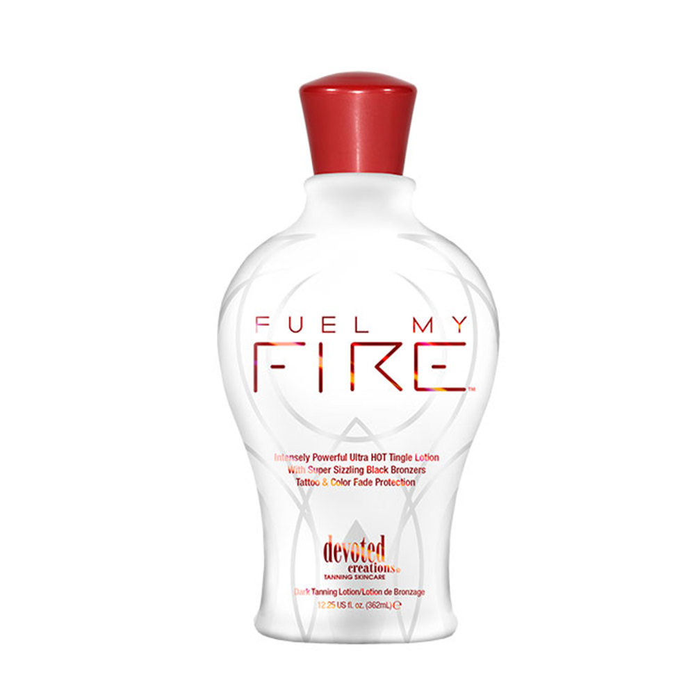Fuel My Fire Tingle Lotion