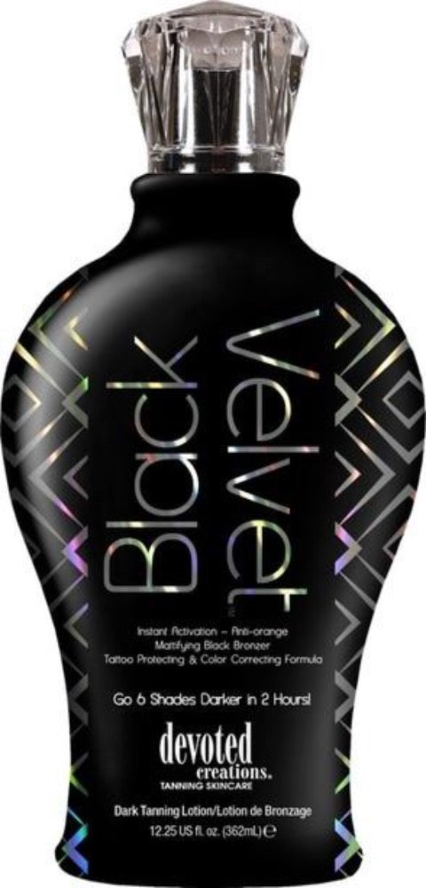 Devoted Creations Black Velvet Black Bronzer 12.25 oz