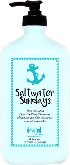 DC Saltwater Sundays After Sun Moisturizer-Moisturizer-Sunless Deals