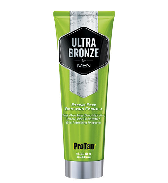 Protan For Men Ultra Dark Natural Bronzer 9 oz.