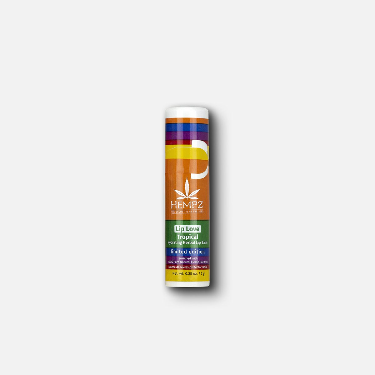 Hempz Limited Edition Lip Love Herbal Lip Balm