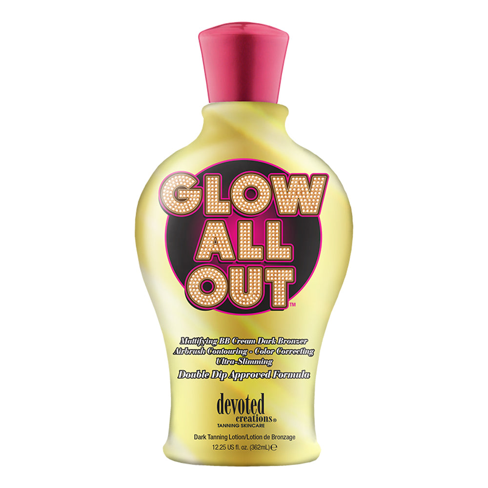Glow All Out Indoor Tanning Lotion
