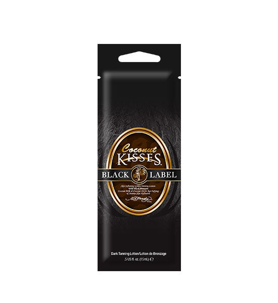 Coconut Kisses Black Label Packet