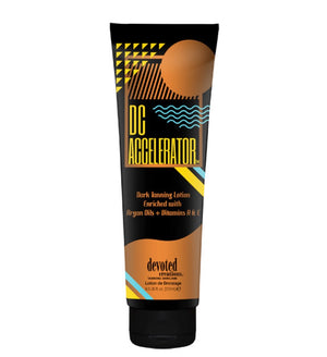 Devoted Creations DC Accelerator Dark Tan Lotion 8.5oz