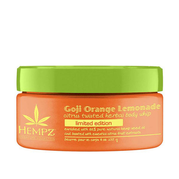 Hempz Goji Orange Lemonade Body Whip 8 oz.-Moisturizer-Sunless Deals