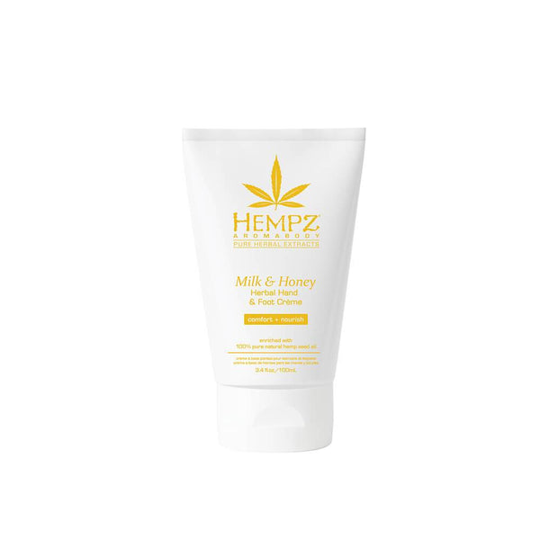 Hempz Milk & Honey Aromabody Herbal Hand and Foot Creme