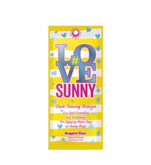 Supre Tan #Love Sunny Bronzer Packet