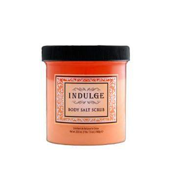 Millennium Indulge Body Salt Scrub 23.5 oz. , Body Scrub, Millennium Tanning, Sunless Deals