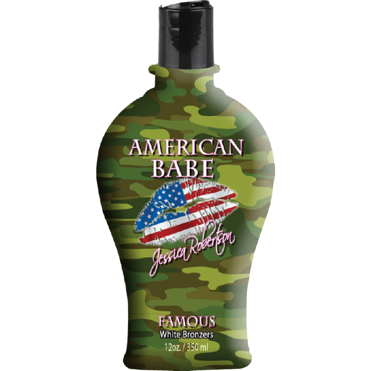 Jessica Robertson Jr American Babe Bronzing Lotion 12 oz. , Bronzer, Jessica Robertson, Sunless Deals