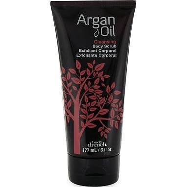 Body Drench<Br> Argan Oil Cleansing Body Scrub 6 oz. , Body Scrub, Body Drench, Sunless Deals - 1