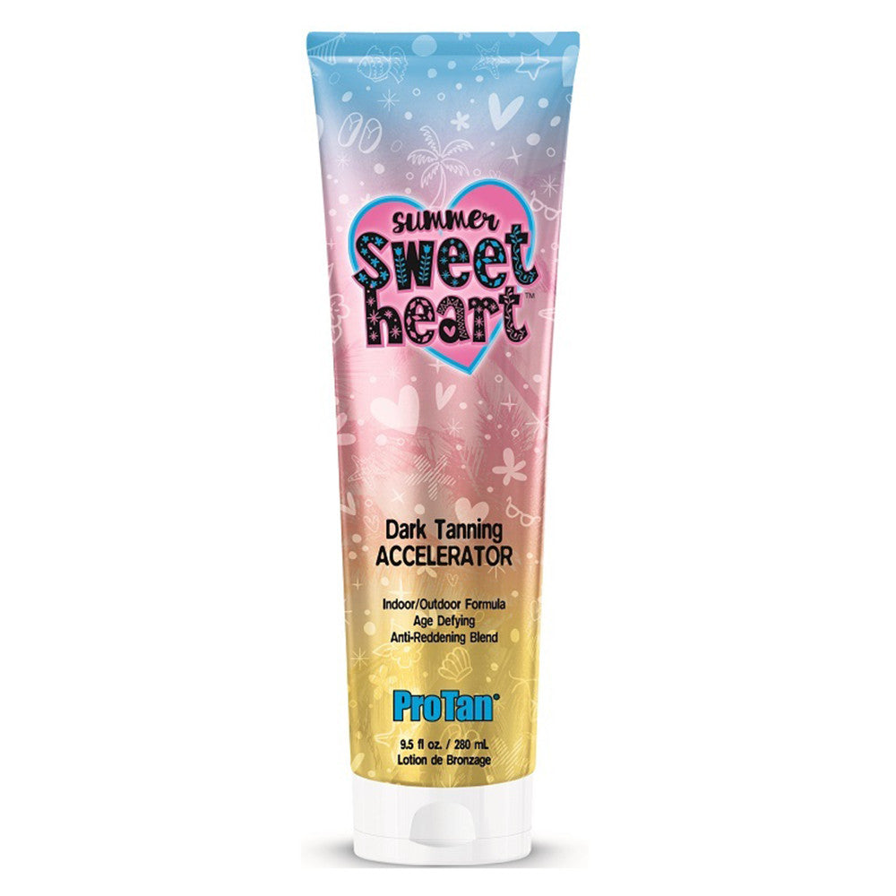 Pro Tan Summer Sweetheart Dark Tanning Accelerator