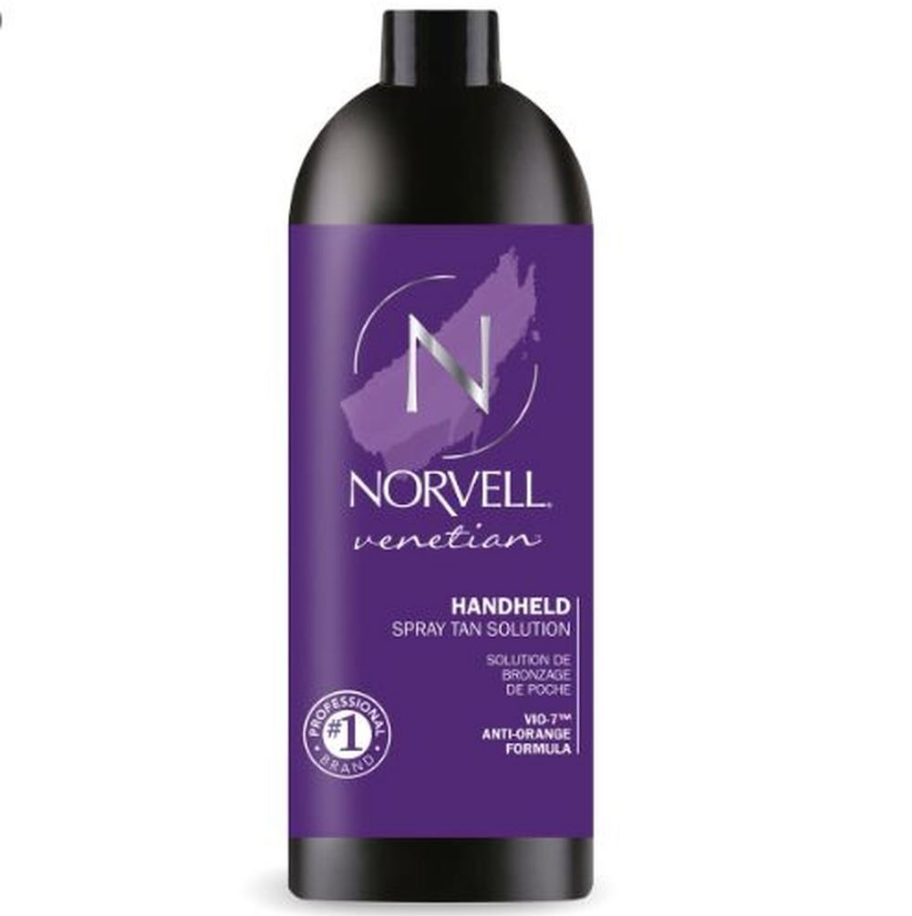 Norvell Venetian Handheld Spray Tan Solution 34 oz.