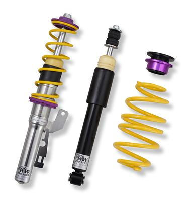 KW V1 coilovers for E46 M3