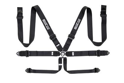Sparco 6 Point 3in Harness