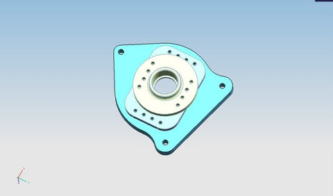 Greene Performance Caster/Camber Plate