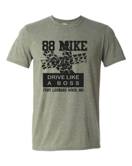 88 Mike Drive like a boss