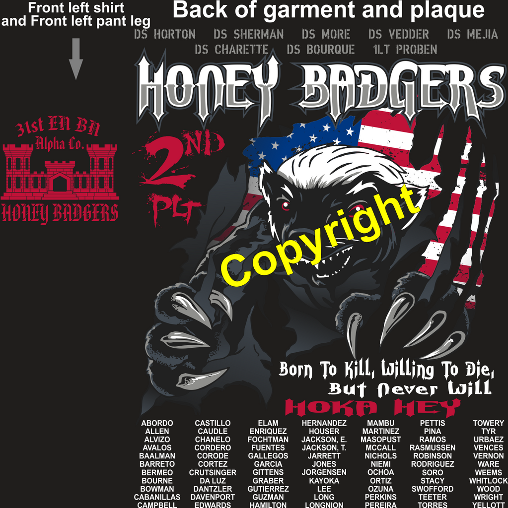 ALPHA 31ST HONEY BADGERS GRADUATING DAY 7-17-2020 digital
