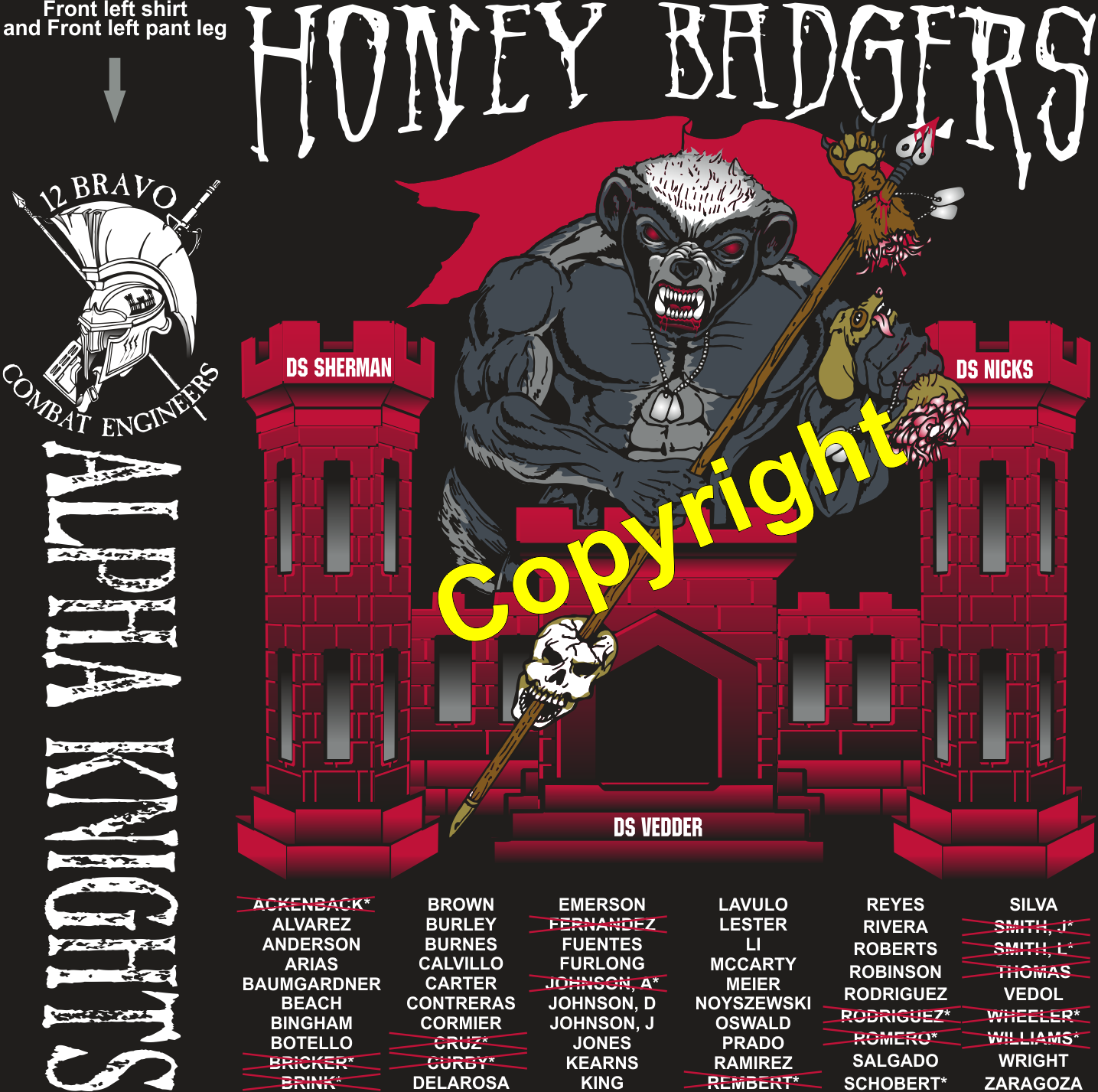 ALPHA 31ST HONEY BADGERS GRADUATING DAY 7-12-2019 digital