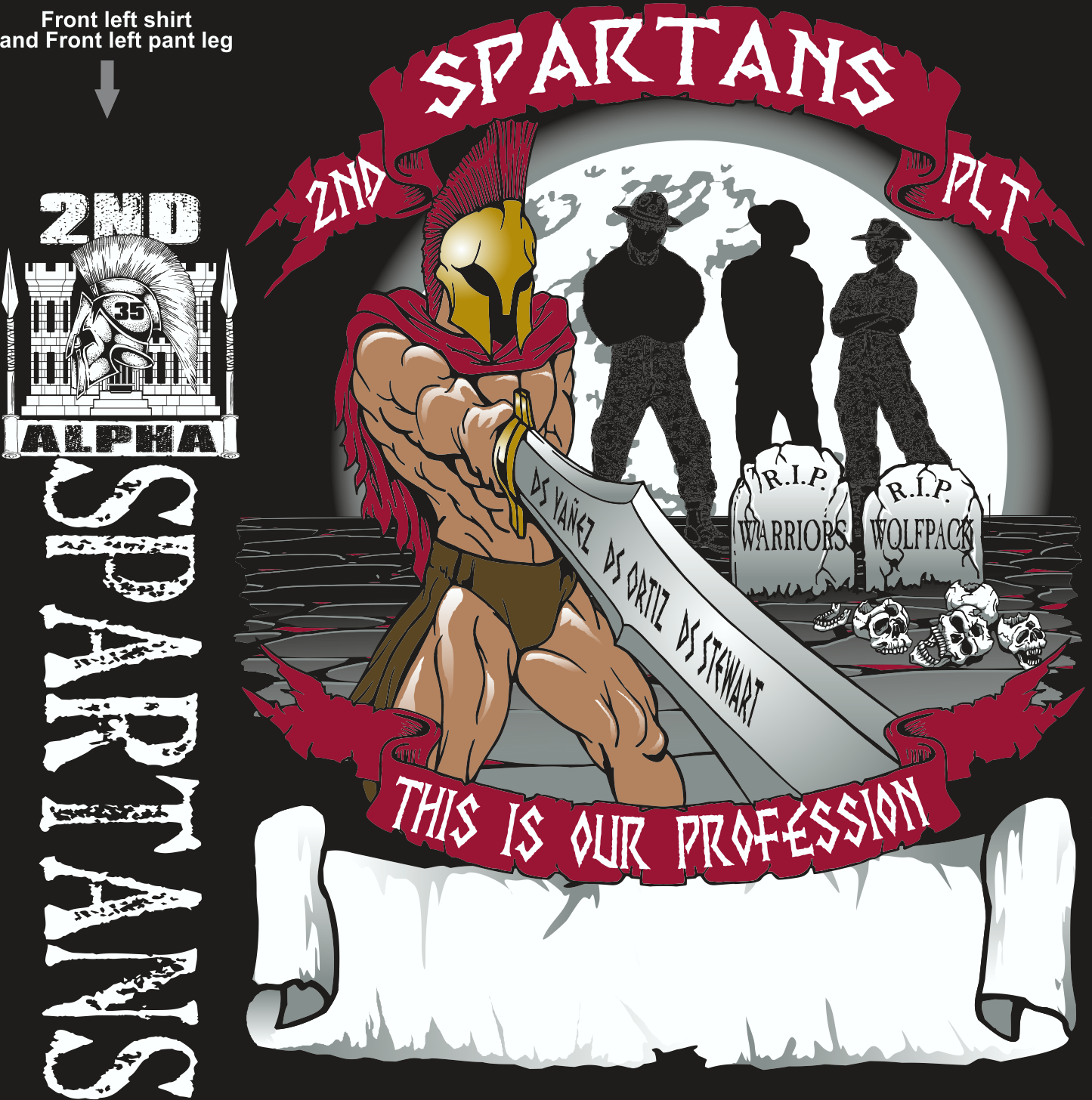 ALPHA 35TH SPARTANS GRADUATING DAY 3-11-2016 digital