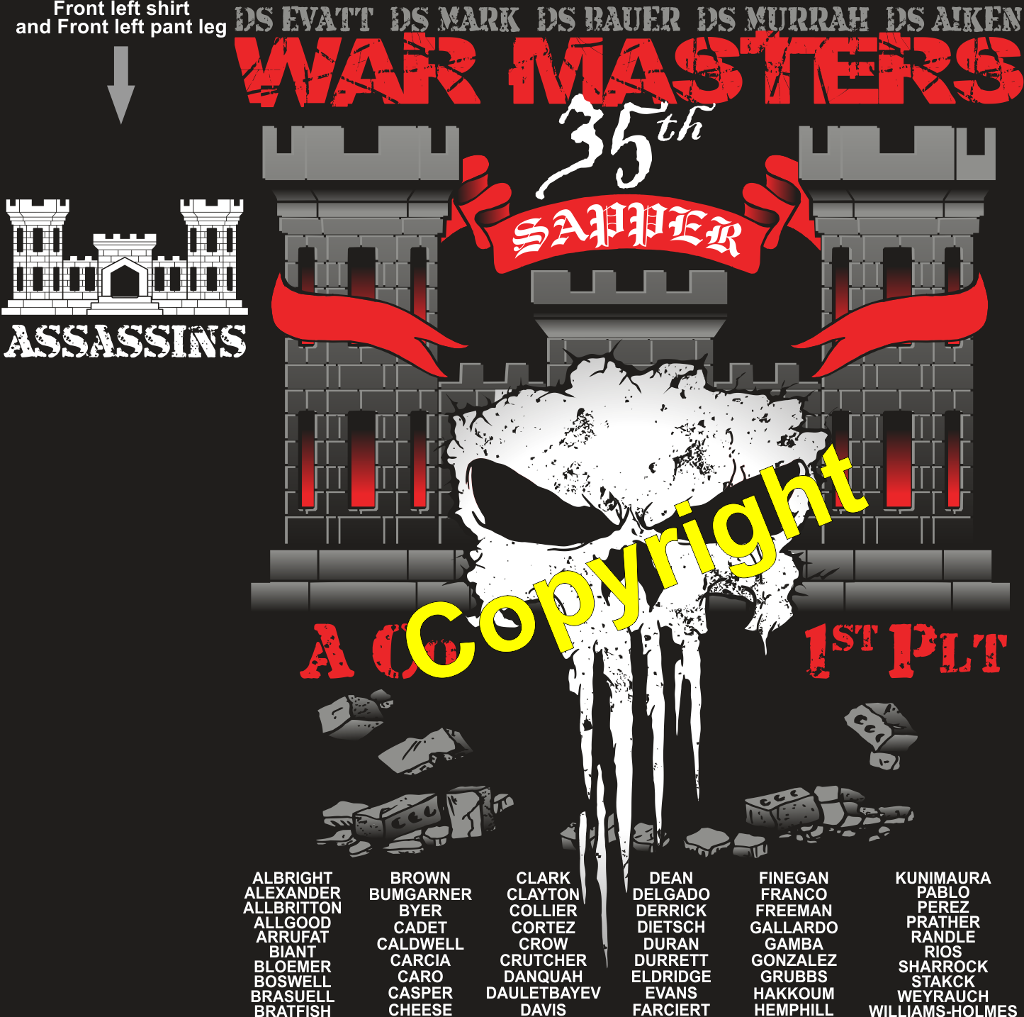 ALPHA 35TH WAR MASTERS GRADUATING DAY 7-26-2019 digital