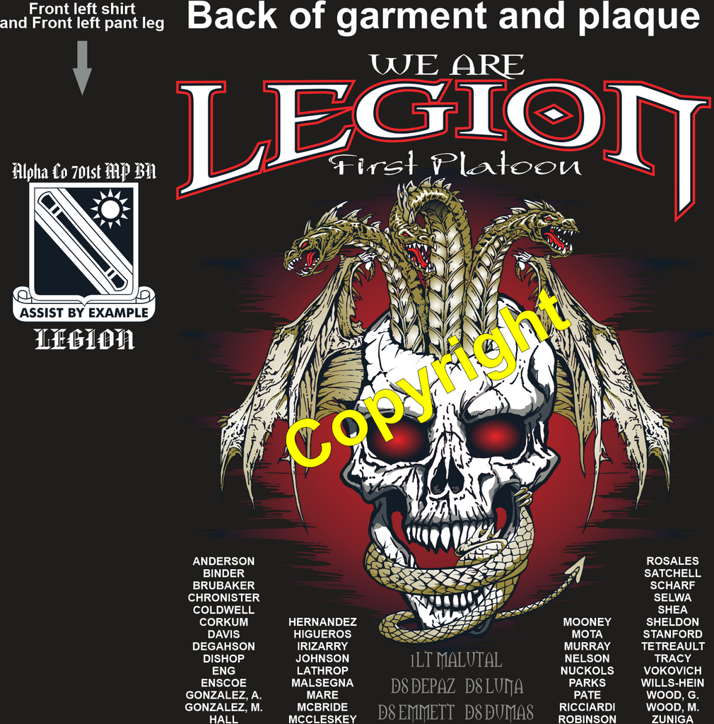ALPHA 701 LEGION GRADUATING DAY 7-9-2020 digital