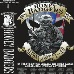 ALPHA 1-48 HONEY BADGERS GRADUATING DAY 6-16-2016 digital