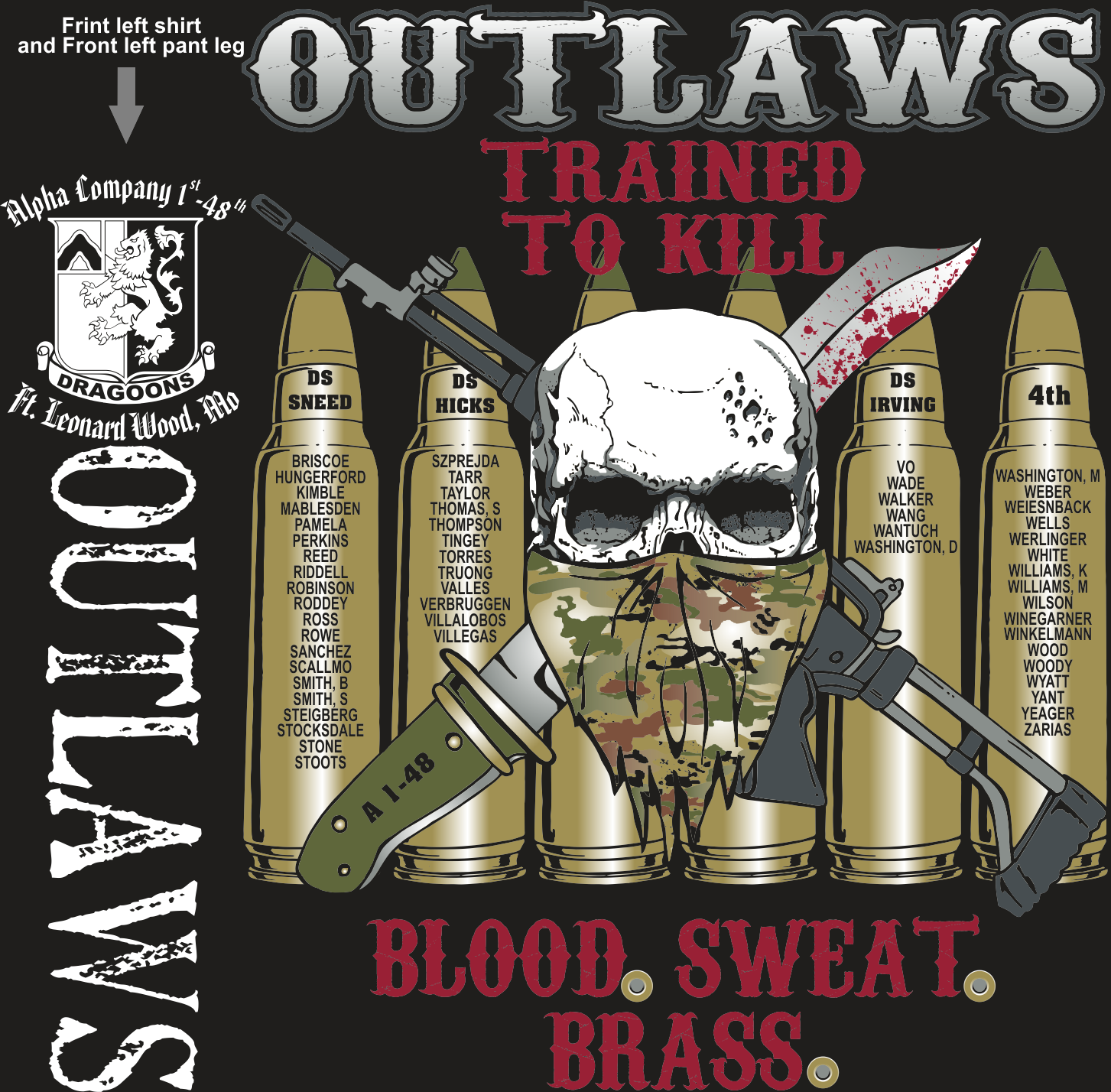 ALPHA 1-48 OUTLAWS GRADUATING DAY 9-8-2016 digital