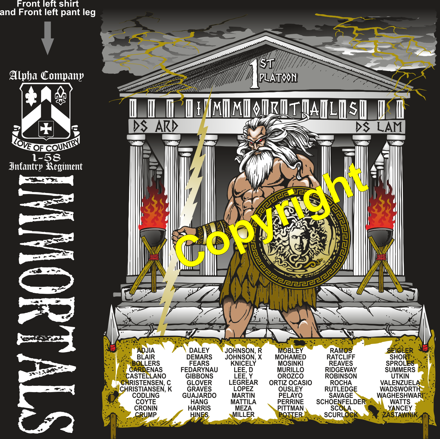 ALPHA 158 IMMORTALS GRADUATING DAY 6-13-2019 digital