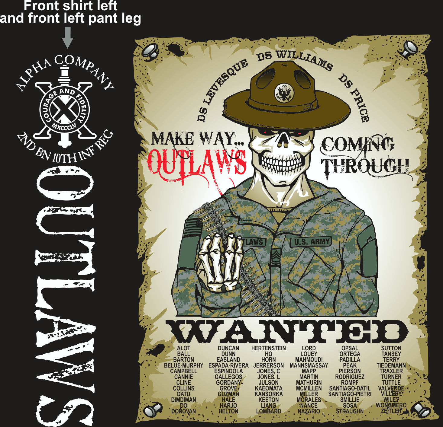 ALPHA 2-10 OUTLAWS digital*
