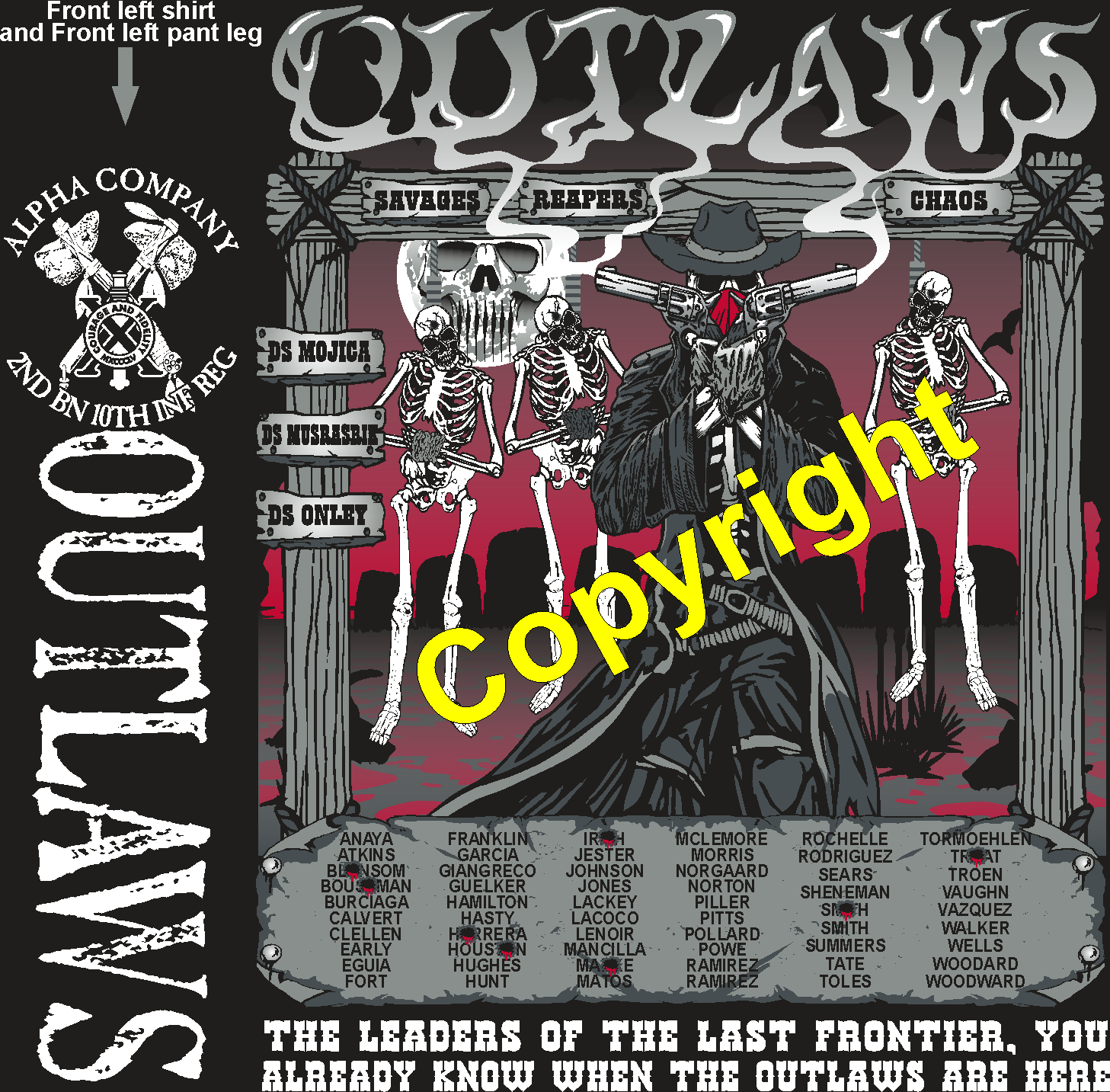 ALPHA 210 OUTLAWS GRADUATING DAY 8-23-2018 digital