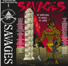 ALPHA 2-10 SAVAGES Graduating Day 3-26-2015 digital