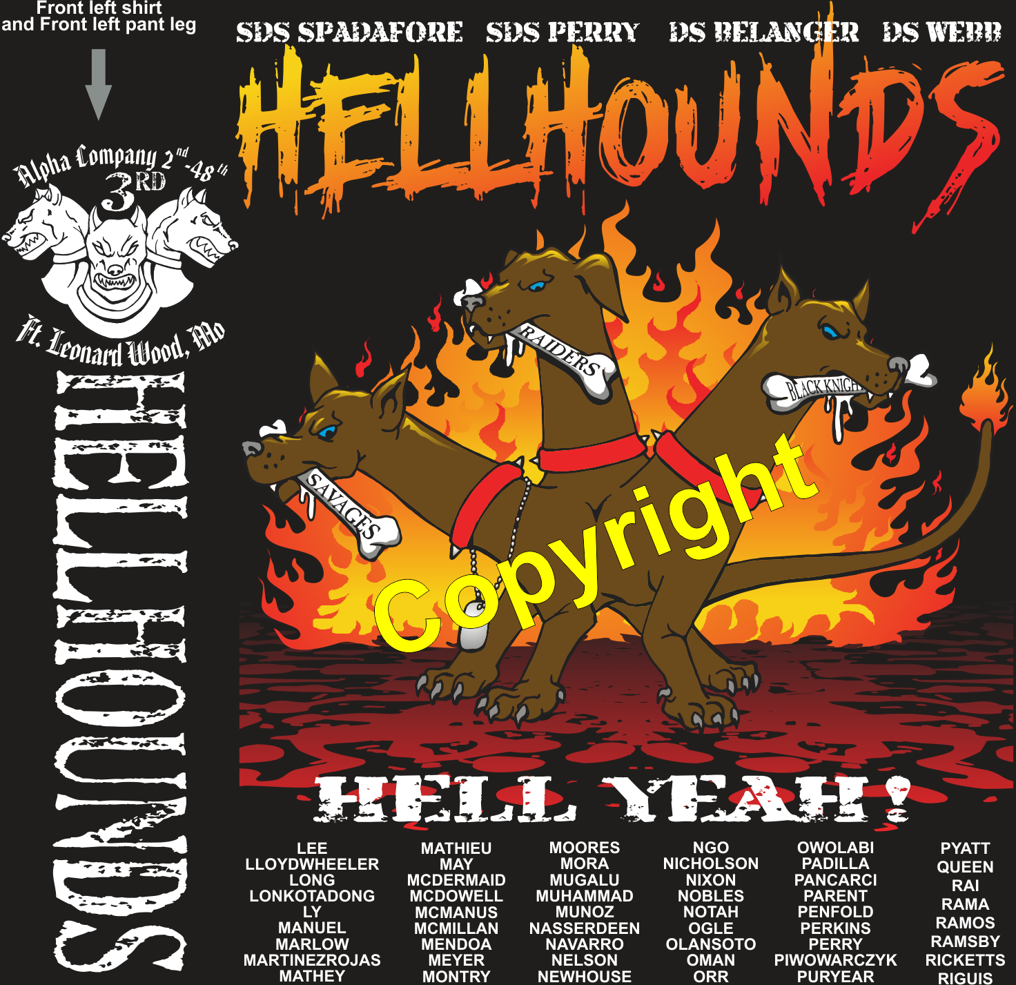 ALPHA 248 HELL HOUNDS GRADUATING 10-31-2019 digital