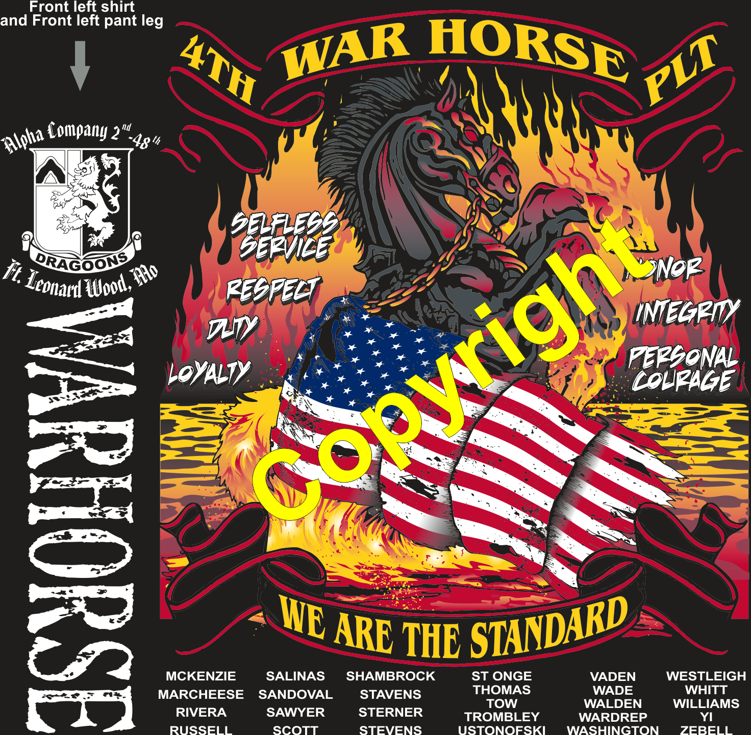 ALPHA 2-48 WAR HORSE GRADUATING DAY 5-17-2018 digital
