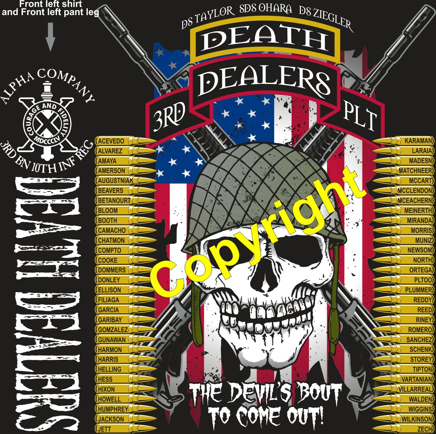 ALPHA 310 DEATH DEALERS GRADUATING DAY 11-29-2018 digital