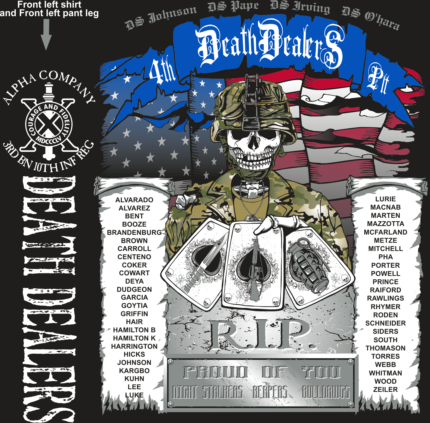 ALPHA 3-10 DEATH DEALERS GRADUATING DAY 10-27-2016 digital