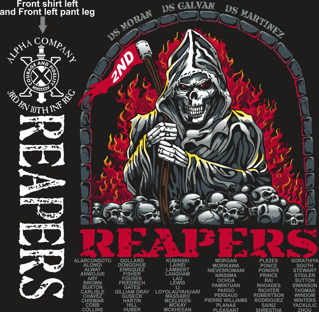 ALPHA 3-10 REAPERS digital*