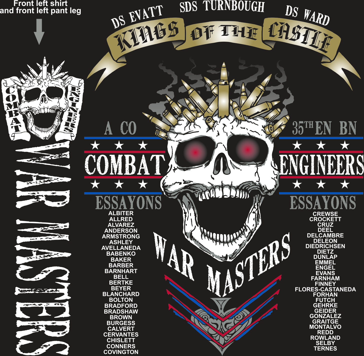 ALPHA 35TH WAR MASTER GRADUATING DAY 3-23-2018 digital