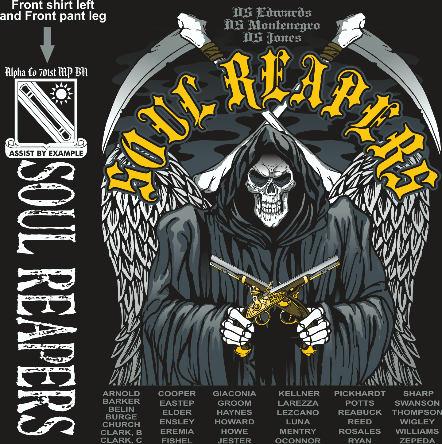 ALPHA 701ST SOUL REAPERS Graduating 2-19-2015 digital*