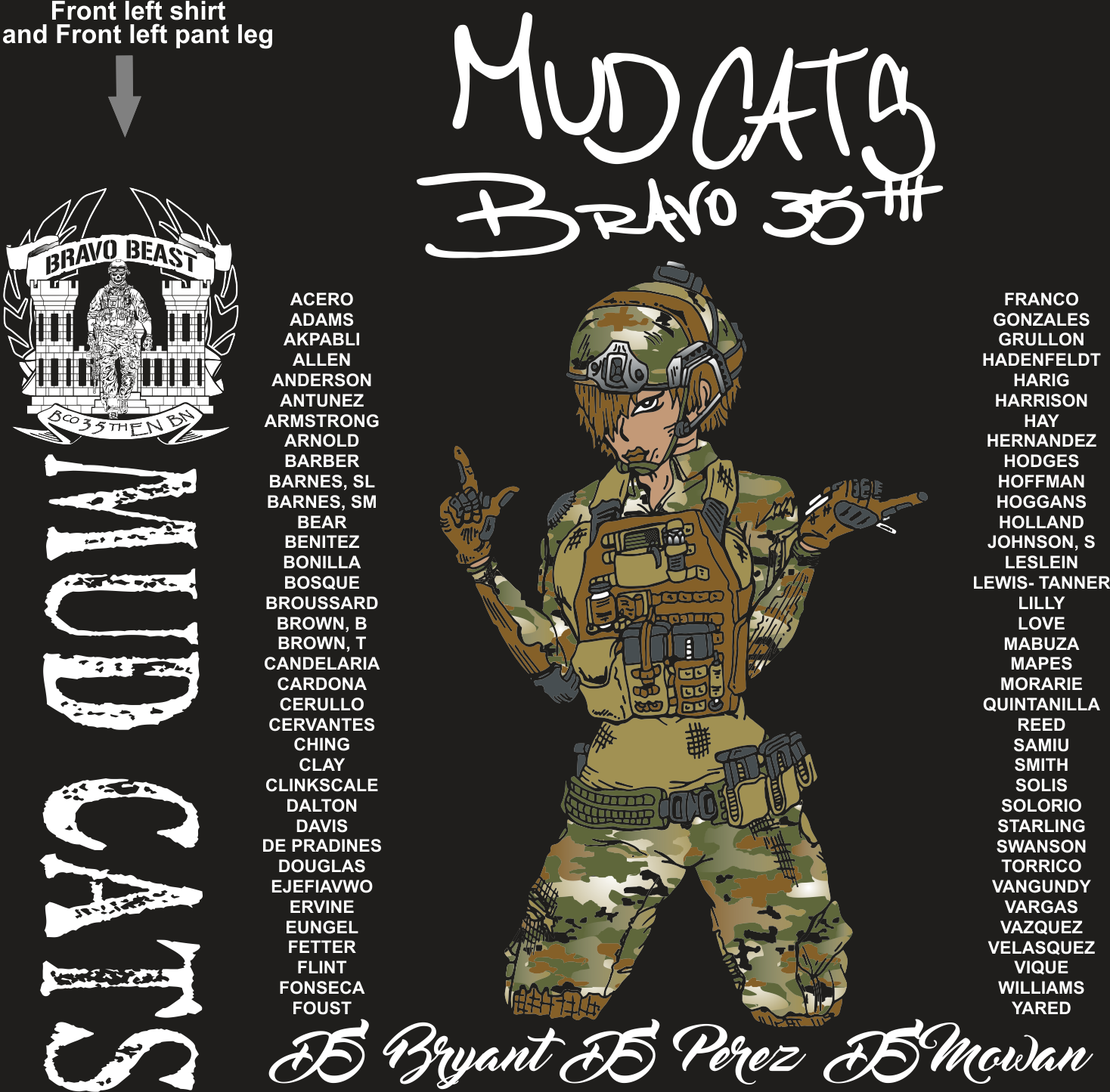 BRAVO 35TH MUDCATS GRADUATING DAY 6-23-2017 digital