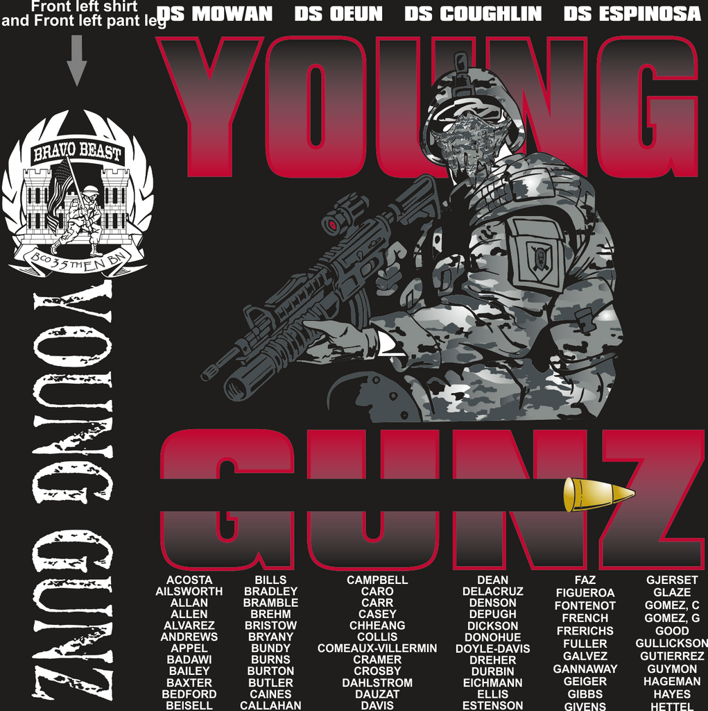 BRAVO 35TH YOUNG GUNZ GRADUATING DAY 8-19-2016 digital