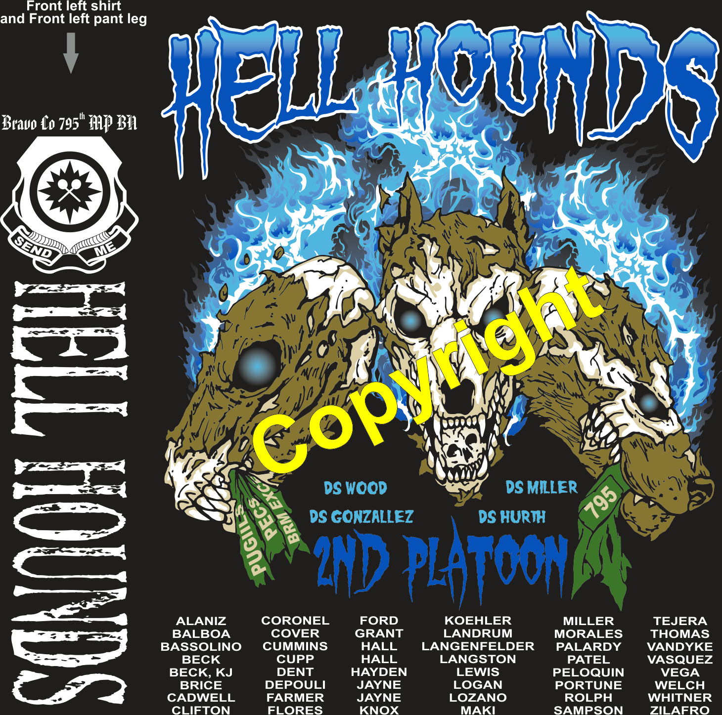 BRAVO 795 HELL HOUNDS GRADUATING DAY 7-12-2018 digital