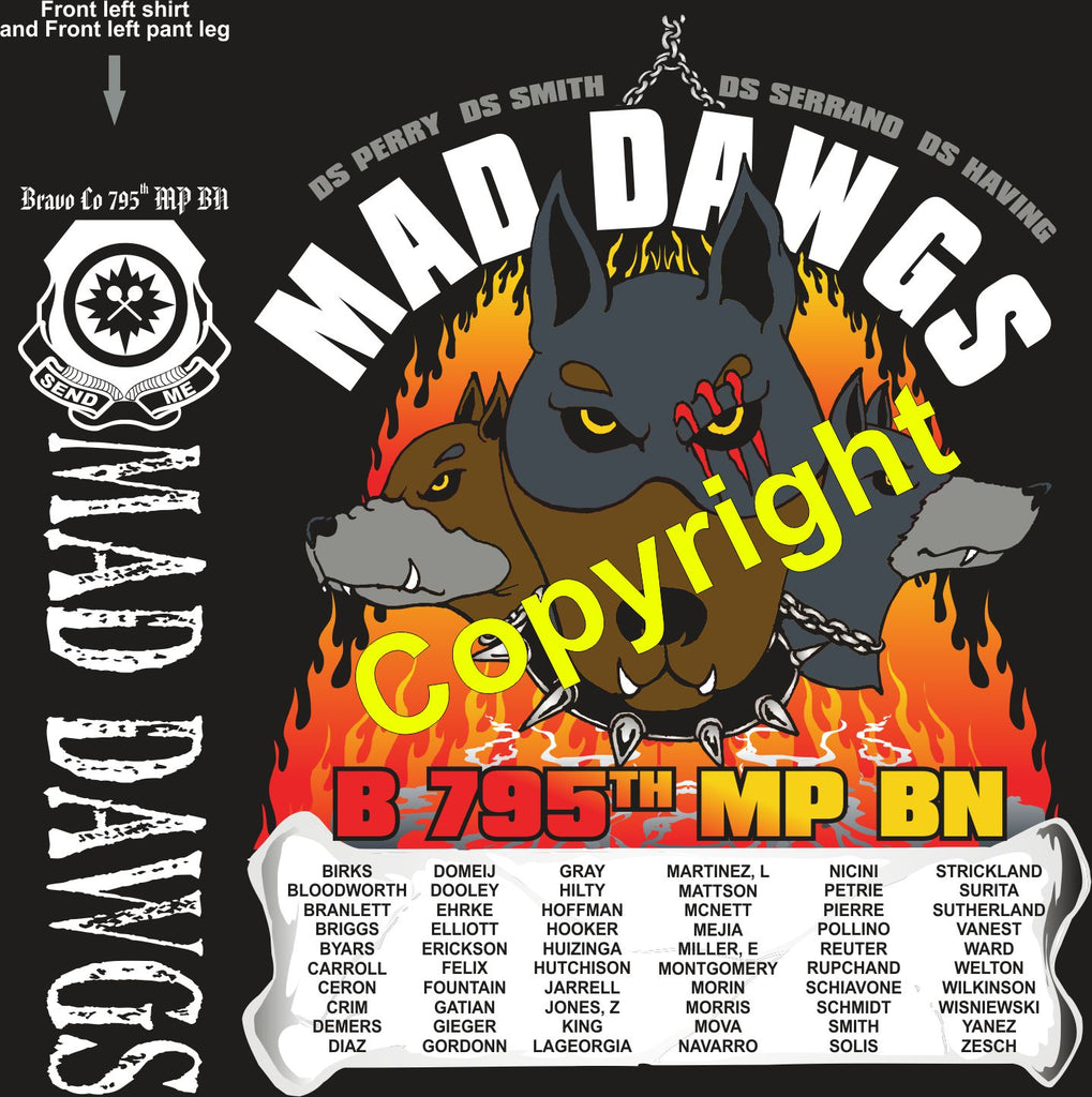 BRAVO 795 MAD DAWGS GRADUATING DAY 12-13-2018 digital